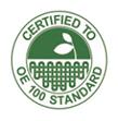 OEKO Text Standard Certification Vesti